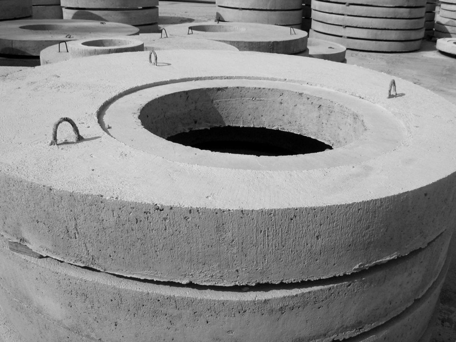 Nietypowy Okaz Pokrywa studni i pokrywa na studnię płyty pokrywowe - Betonbest Sp ZU53