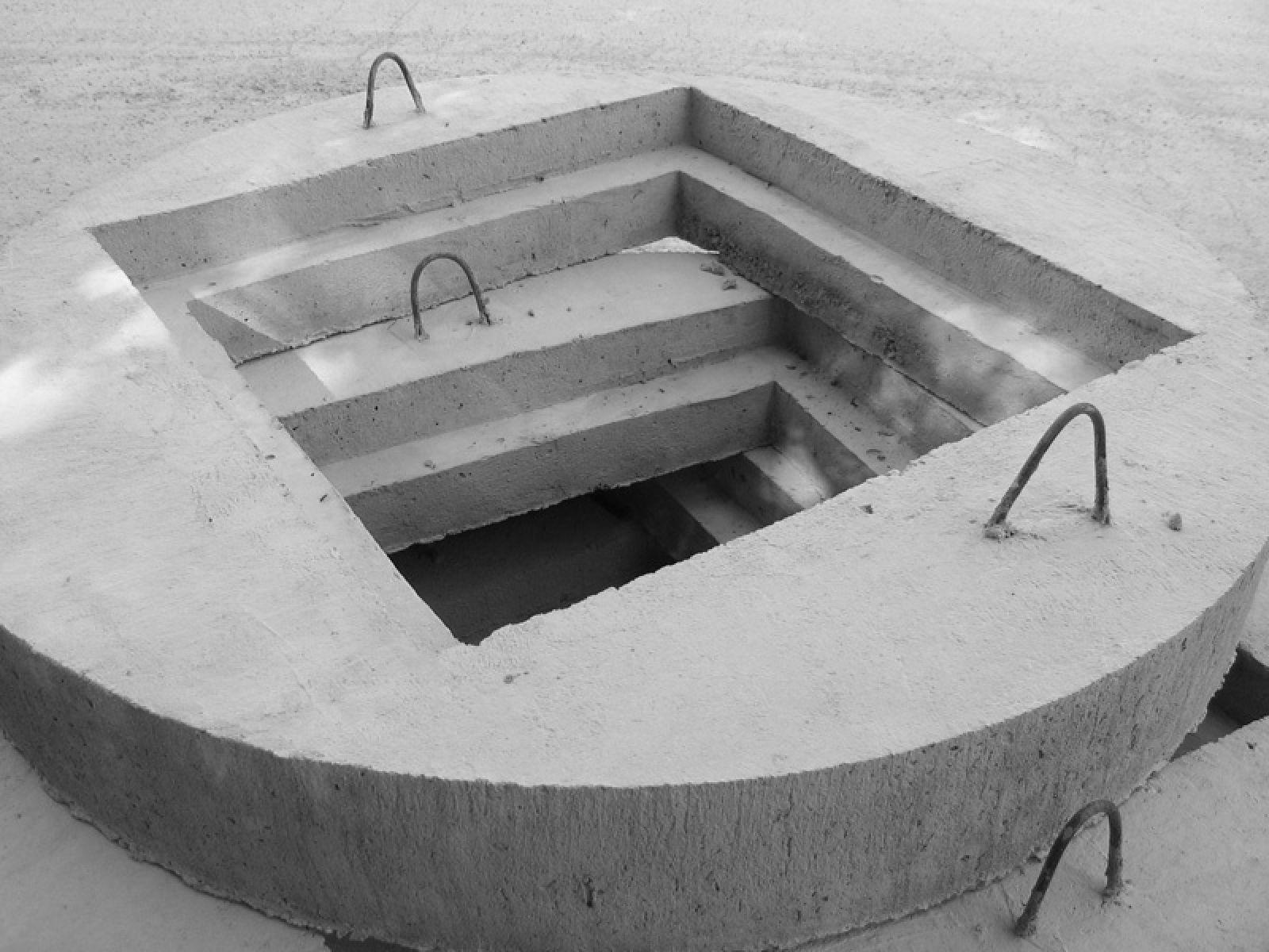 Bardzo dobryFantastyczny Pokrywa studni i pokrywa na studnię płyty pokrywowe - Betonbest Sp AB37